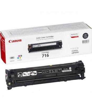CANON toner Noir 716 LBP-5050N
