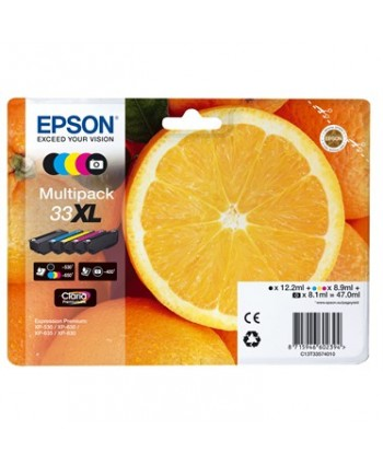 Epson 33XL Multipack - pack...
