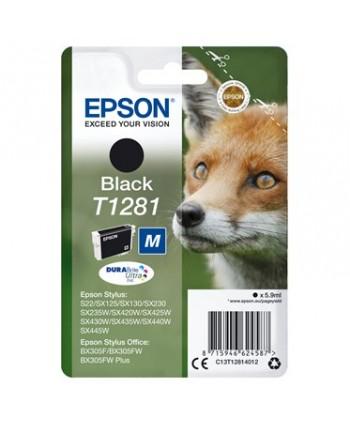 Epson Fox Singlepack Black...