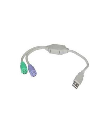 USB - PS/2  adapter