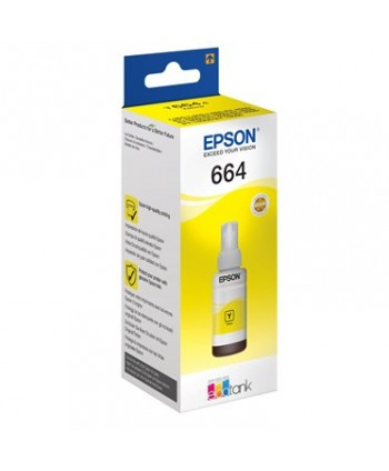 664 Ecotank yellow ink...